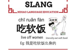 Chinese Slang Live Off Women